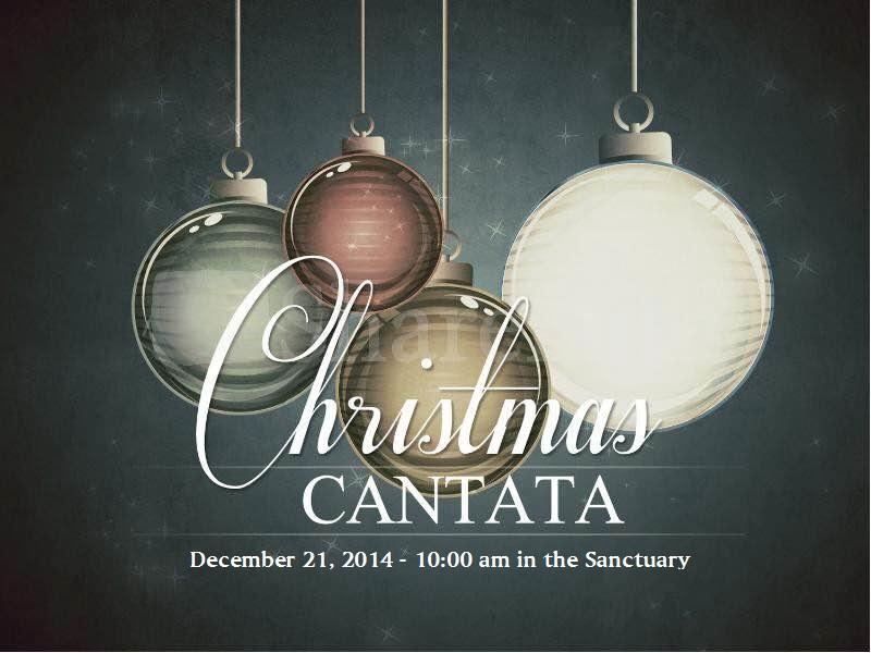 2014 cantata